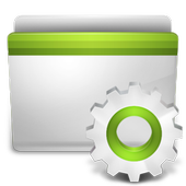 Libraries for developers icon