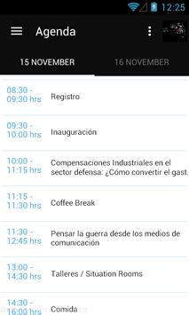 VIII Congreso de Relaciones Internacionales apk screenshot