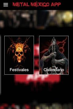Metal México App screenshot 2