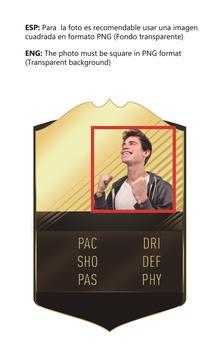 FUT 17 Card Creator FIFA screenshot 7