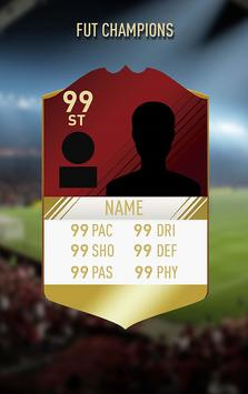 FUT 17 Card Creator FIFA screenshot 4