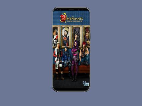 Descendants 2 Wallpapers 4K apk screenshot
