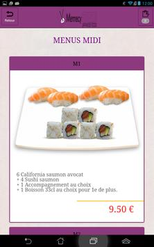 Mennecy Sushi screenshot 3