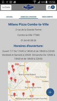 Pizza Milano apk screenshot