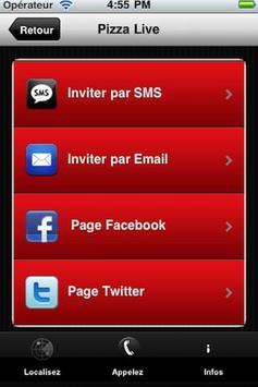Espace Pizza 92 apk screenshot