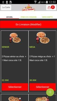 Pizza Les 4 Saisons apk screenshot