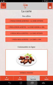 Pizza Andiamo Morangis apk screenshot