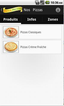 Pizza Presto Argentan screenshot 1