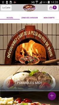 Bovinelli pizzeria poster