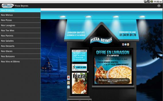 Pizza Presto Beynes poster