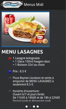 Pizza Presto Beynes screenshot 5