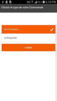 Pizza Andiamo Verneuil screenshot 1