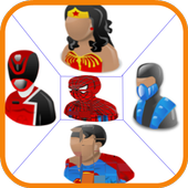 Super Heroes Puzzle : Infinity Tile Puzzle icon