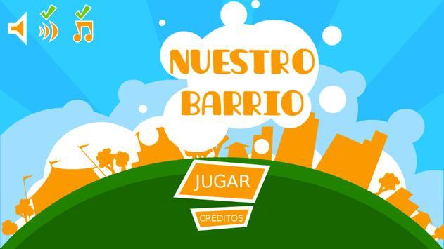 Nuestro Barrio poster