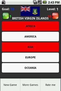 World Flags Quiz apk screenshot