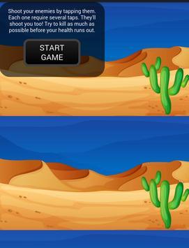 Desert War screenshot 3