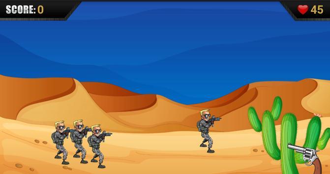 Desert War screenshot 4
