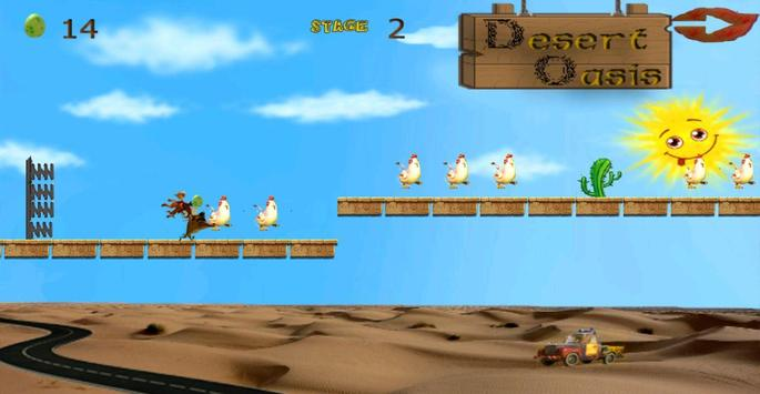 Oscar Oasis Adventures apk screenshot