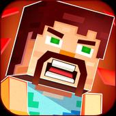 Pixel Zombies- Block Warfare icon