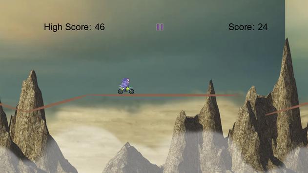 Desert Bike Race apk screenshot