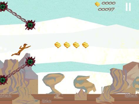 Desert Drifter -Endless Runner apk screenshot
