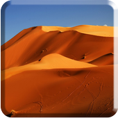Desert Wallpapers for Chat icon