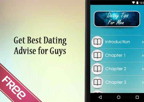 Dating Tips For Men screenshot 1