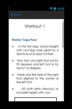 Pregnancy Exercise Guide apk screenshot