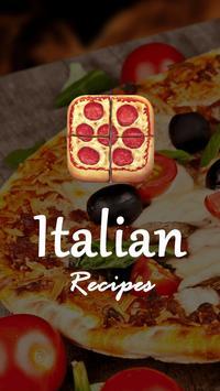 Italian Recipes screenshot 1