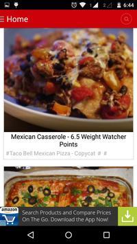 Italian Recipes screenshot 3