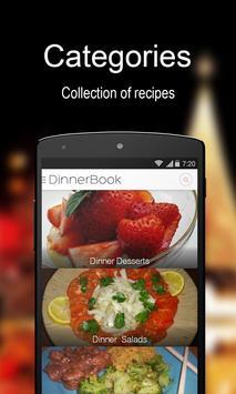 Dinner recipe book free descarga apk gratis salud y bienestar dinner recipe book free poster forumfinder Choice Image