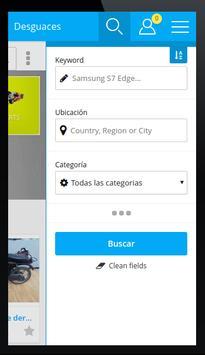 Desguaces y Recambios apk screenshot