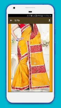 Bandhej Sarees Designs 2017 poster