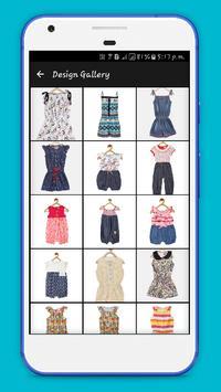 Girl Jumpsuit Designs 2017 apk screenshot