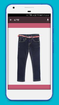 Girls Jeans 2017 apk screenshot