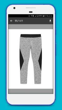 Girl leggings Design 2017 screenshot 1