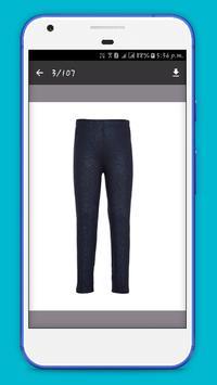 Girl leggings Design 2017 screenshot 2