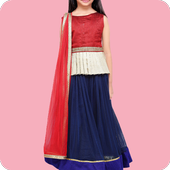 Girl Lehenga Choli Designs icon