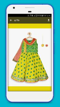 Girl Lehenga Choli Designs screenshot 1