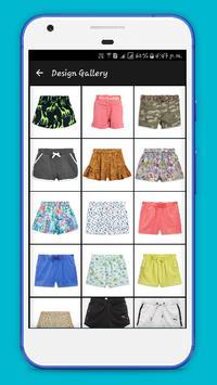 Girls Short Design 2017 apk screenshot
