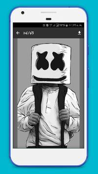 Wallpapers For Marshmello Fans apk screenshot