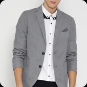 Men Blazer and Coats 2017 icon