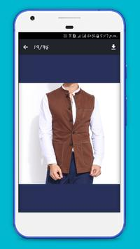 Men Blazer and Coats 2017 screenshot 1