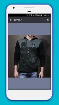 Men Sweaters 2017 apk screenshot