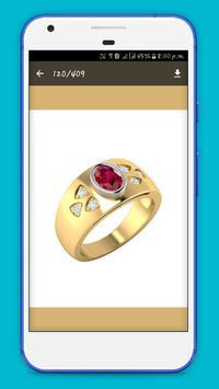 Men Rings Designs 2017 apk screenshot