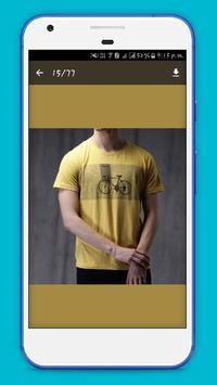 Latest Men T-Shirt screenshot 1