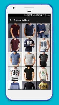 Latest Men T-Shirt screenshot 2