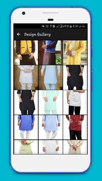 Men Pathani Suit 2017 screenshot 2