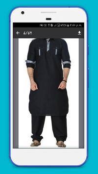 Men Pathani Suit 2017 screenshot 3
