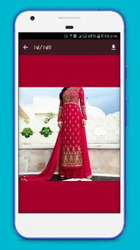 Party Salwar Kameez Suits Design poster